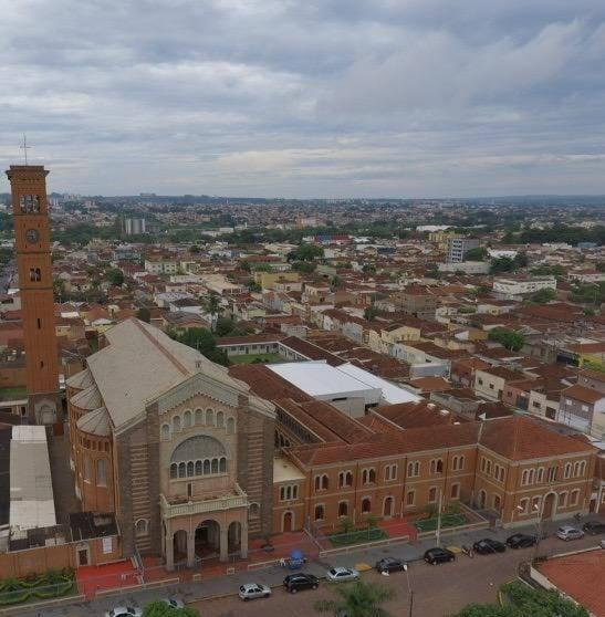 Santo Antônio De Pádua Basílica Menor 1947 Arquidiocese De Ribeirão Preto