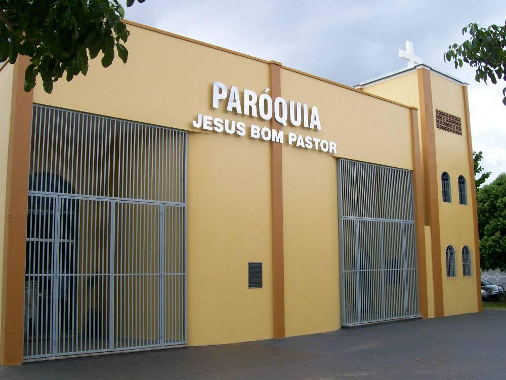 Jesus, Bom Pastor - 2012