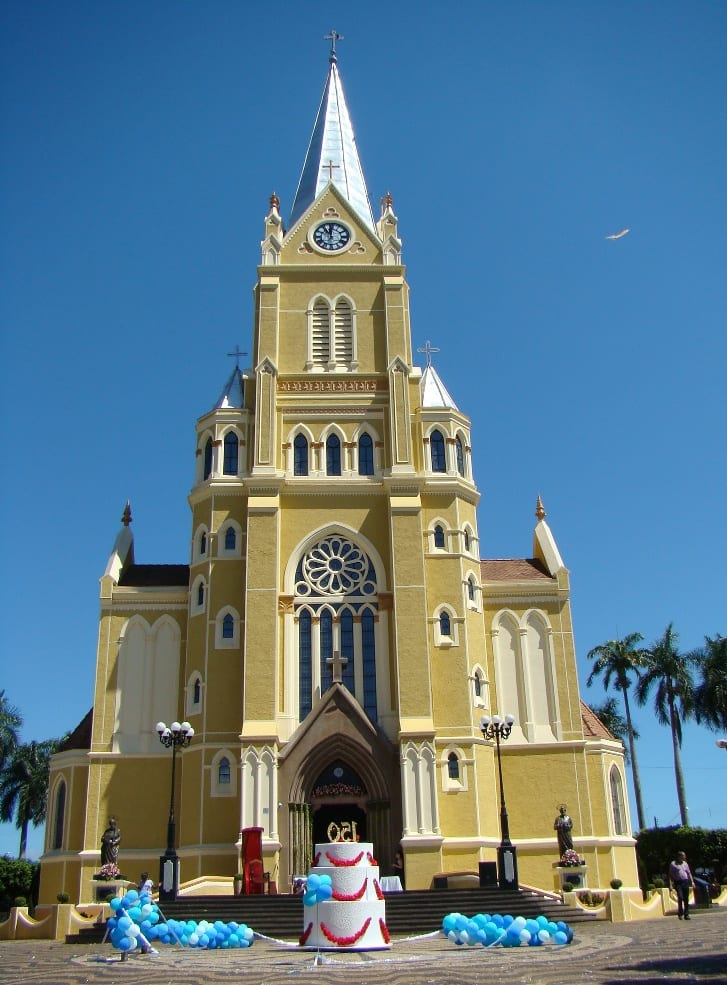 Santuário Santa Rita de Cássia - 1862