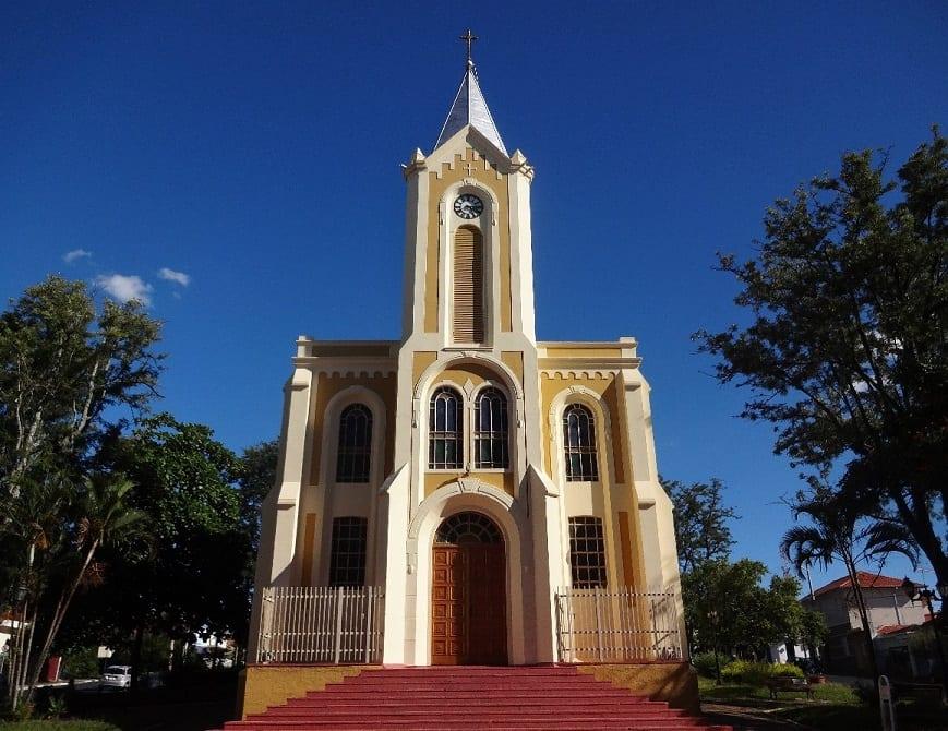 Santa Rosa de Viterbo - 1909