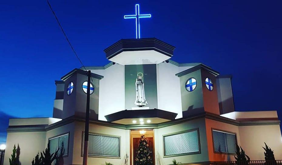 Santuário Nossa Senhora de Fátima - 2014